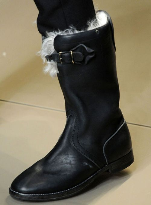 Shearlingboots