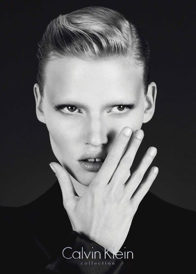 Lara Stone - Photo: Mert n Marcus for Calvin Klein FW 10