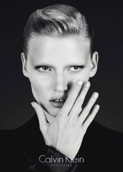 Lara Stone - Photo: Mert n Marcus for Calvin Klein FW 10
