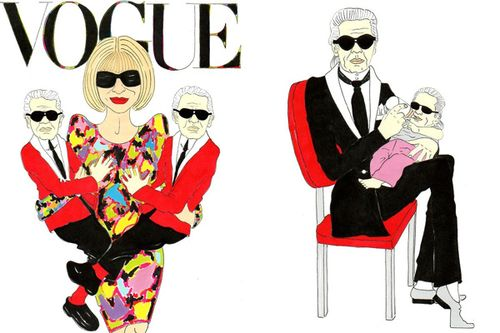 Vogue-karl-lagerfeld-baby