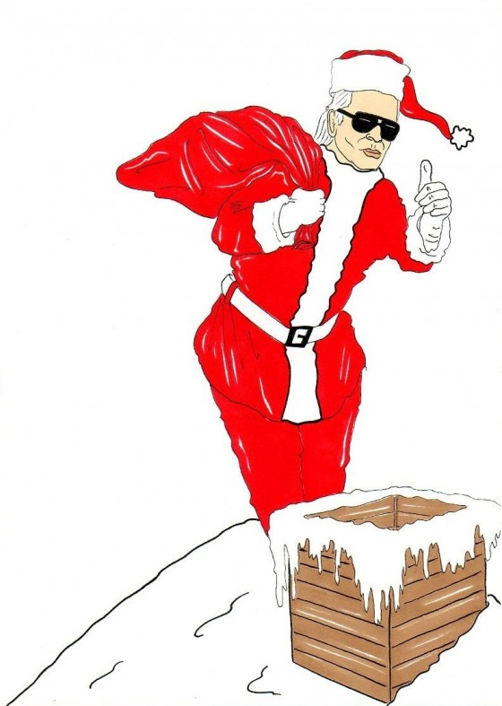 Merry-Christmas-Karl-Lagerfeld-Anna-560x787