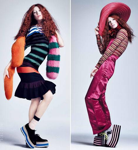 Gisele-bundchen-numero-tokyo-may-2011-redhead